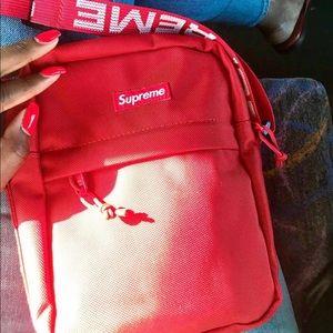 100% Authentic Supreme Crossbody Mini Bag